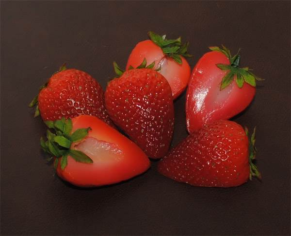 Strawberry Slices