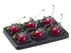 Cherry Chocolate Magnets