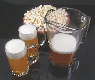 Beer and Popcorn Assortment #1