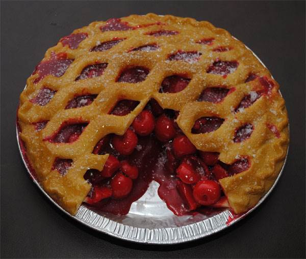 Cherry Pie (Slice Missing)