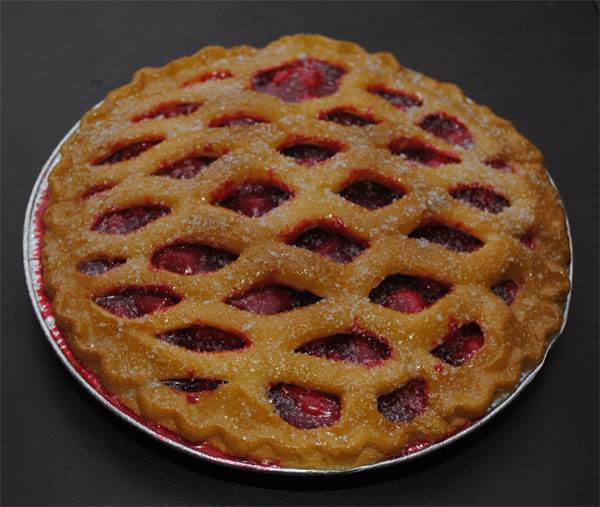 Cherry Pie (Whole)