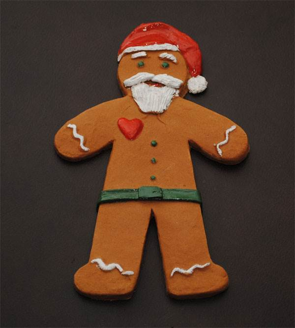 Gingerbread Man (Christmas)