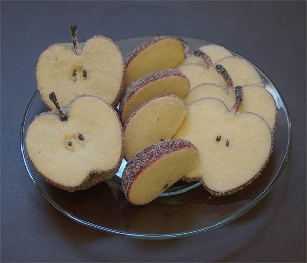Apples Sugared (Red)