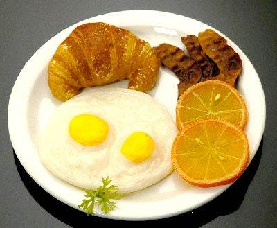 Bacon & Eggs Plate