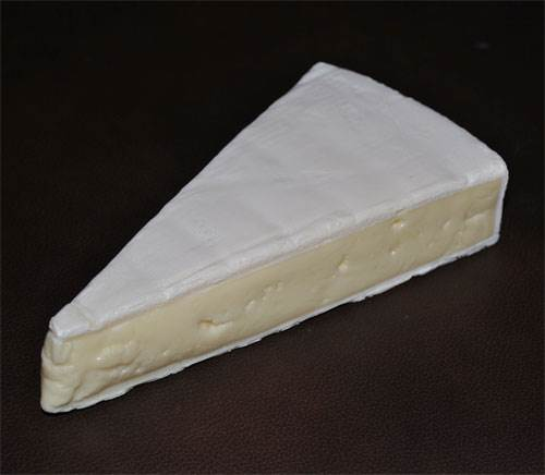 Brie Cheese Wedge