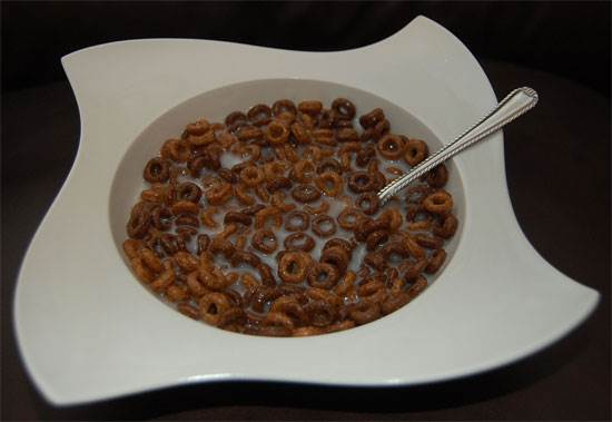 Bowl of Cereal #4