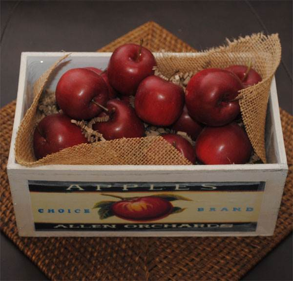 Crate - Apples
