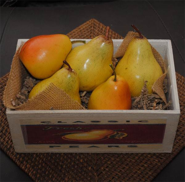 Crate - Pears