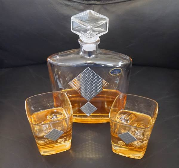Whiskey/Brandy Decanter Set (Limited Edtion)