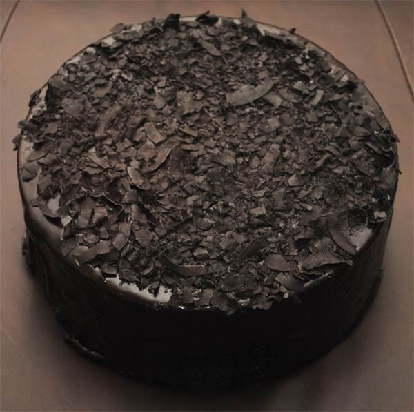 Double Chocolate Cake (Large)