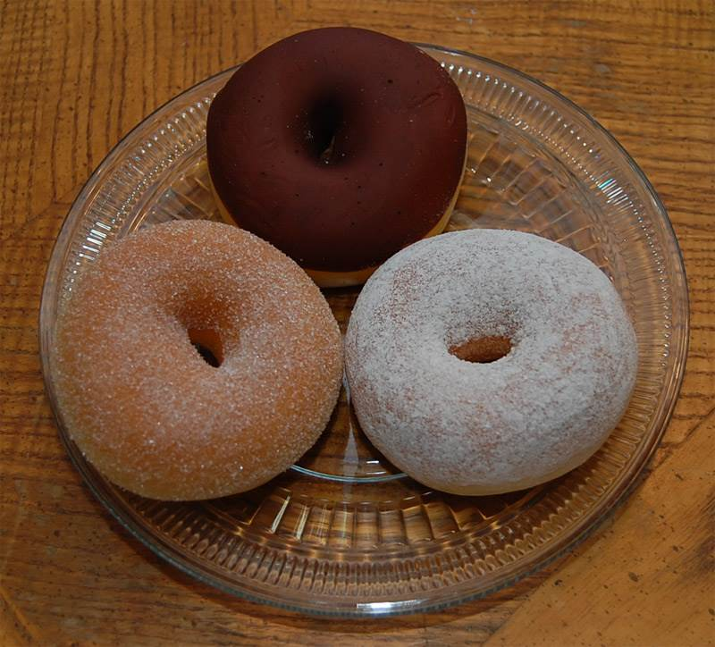 Assorted Doughnuts #3