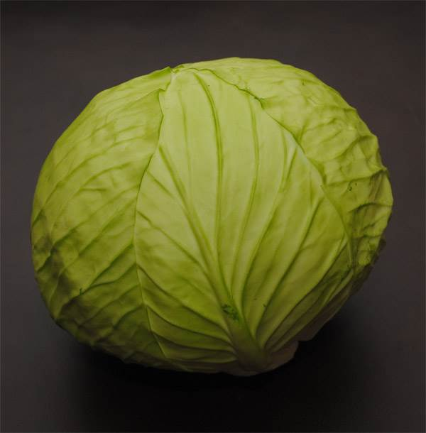 Cabbage Head (Green)
