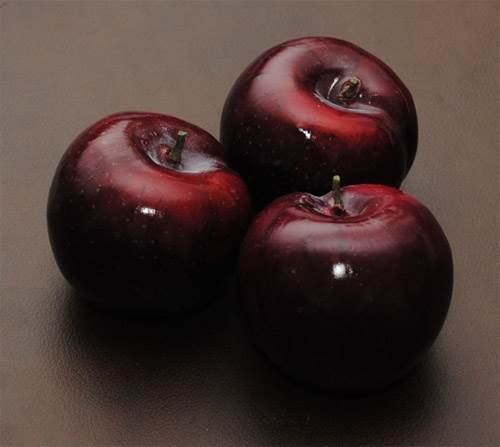 Plums (Dark Red)