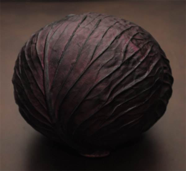 Cabbage Head (Purple)