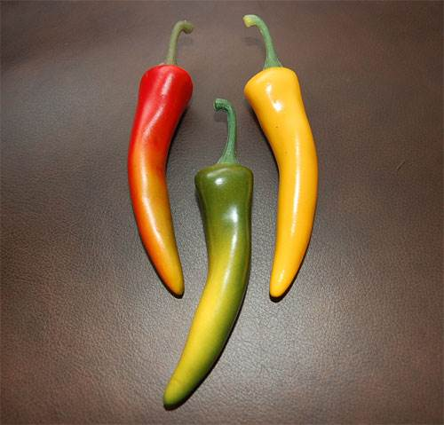 Chili Peppers, Assorted