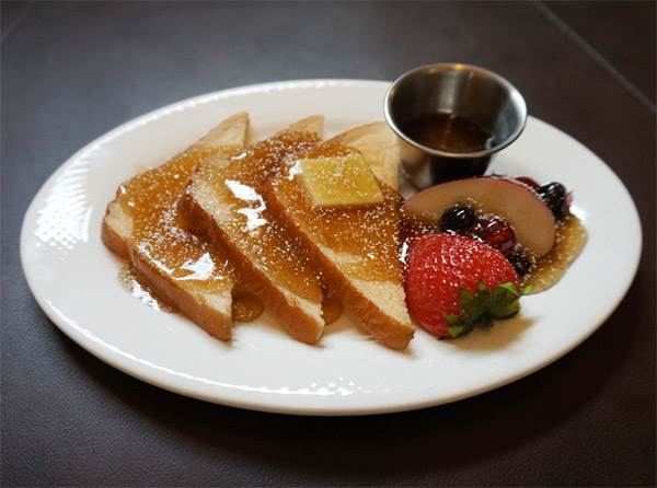 French Toast Plate
