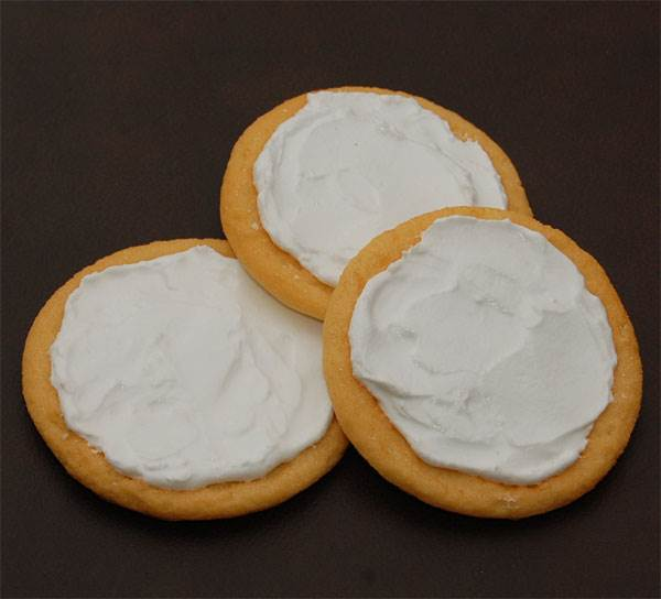 Frosted Cookies (Vanilla)
