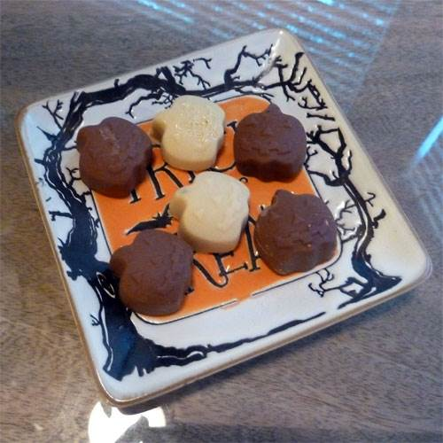 Halloween Chocolate Candies