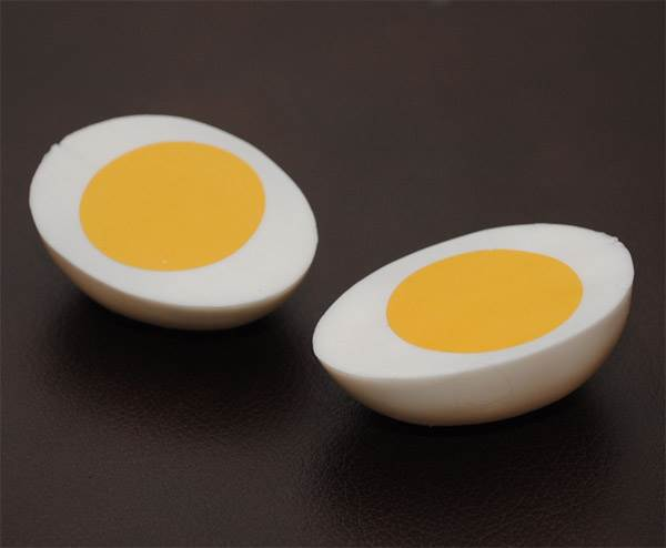 Hard Boiled Egg