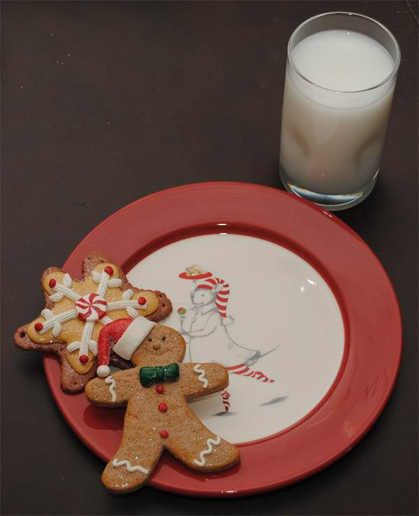 Milk & Cookies (Holiday)
