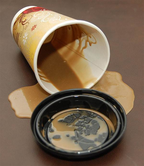 Coffee Spill #1