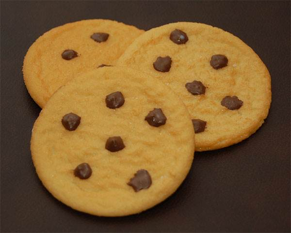 Chocolate Chip Cookies - Click Image to Close