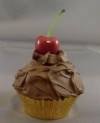 Cupcake Type 2 (Chocolate)