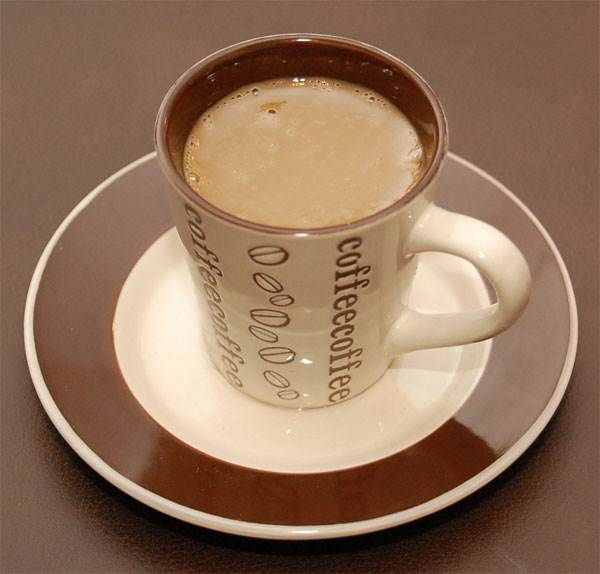 Small Coffee & Saucer