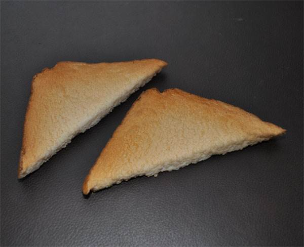 Bread Slices - Toasted