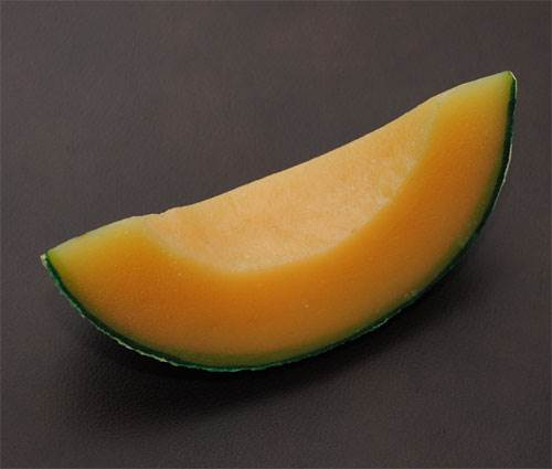 Cantaloupe Wedge