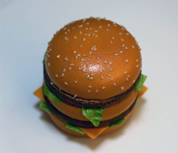 Hamburger (Double)