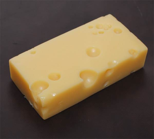 Swiss Cheese (Block)