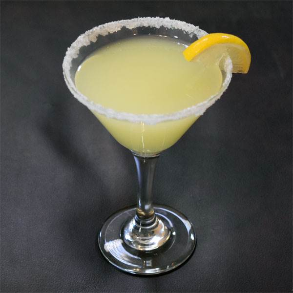 Martini (Lemon Drop)