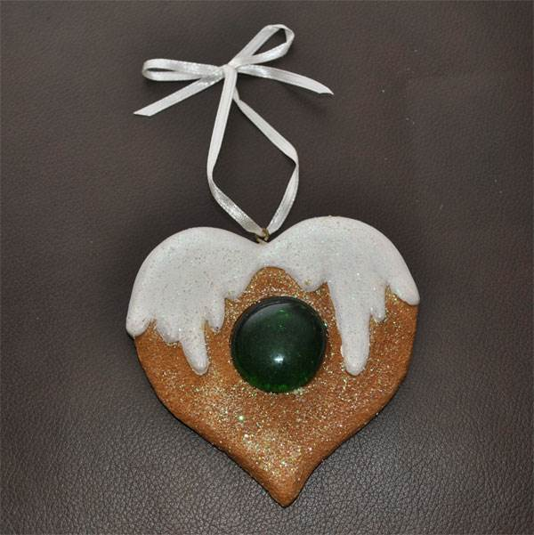 Ornament - Cookie Heart