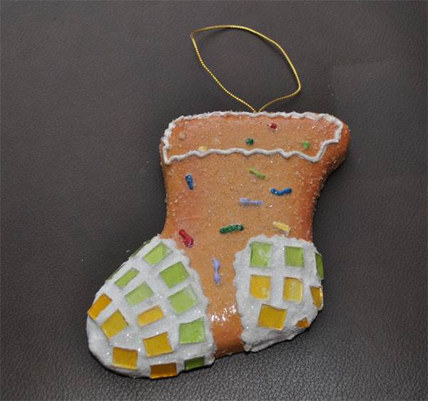Ornament - Cookie Stocking