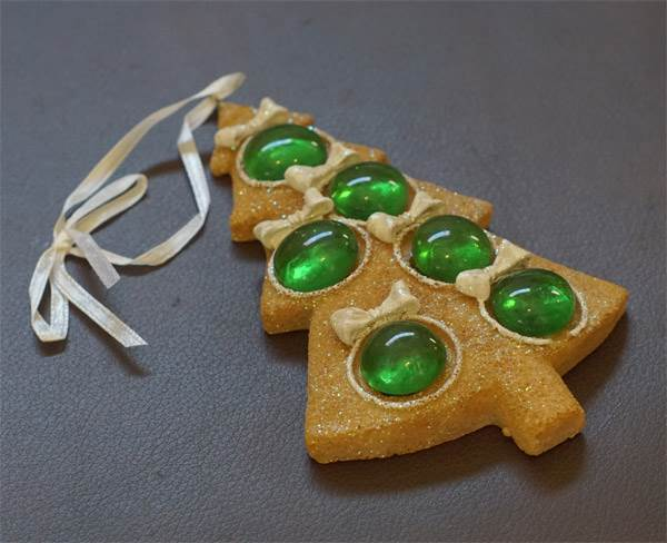 Ornament - Cookie Tree (Green)