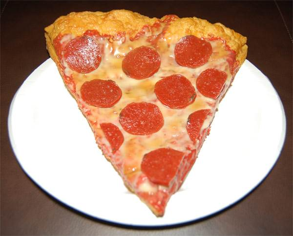 Pizza Slice (Pepperoni)