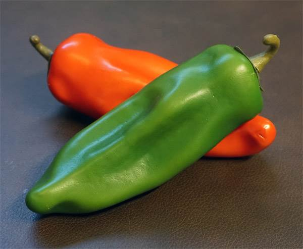 Peppers (Red & Green)