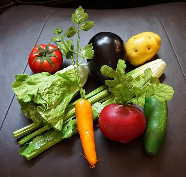 Vegtable Assortment #2